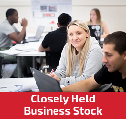 Closely Held Business Stock Rollover