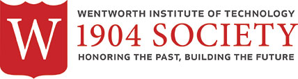 Image of the Wentworth 1904 Society logo